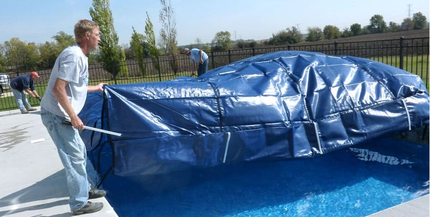 Pool Opening service